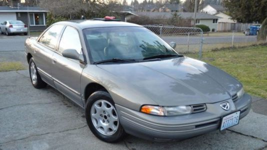 At $2,700, Could You See Yourself Buying This 1994 Eagle Vision TSi?