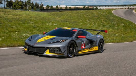 Smaller Wheels, Smaller Engine, Bigger Speed: How The Corvette C8.R Differs From The Road Car
