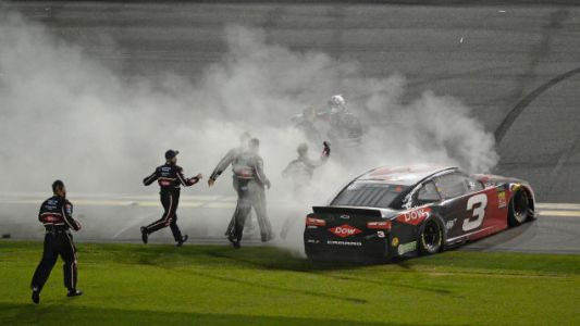 Austin Dillon Wins The Daytona 500 After Spinning The Race Leader