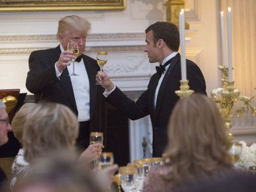 Trump Wants France to Buy More American Wine