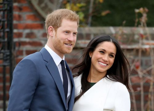 Prince Harry and Meghan Markle announce their bridesmaids and page boys