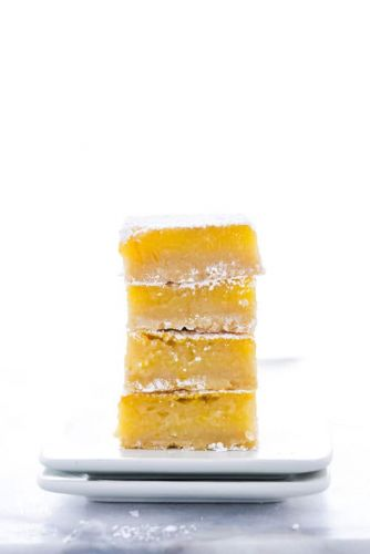 The Best Gluten Free Meyer Lemon Bars Recipe