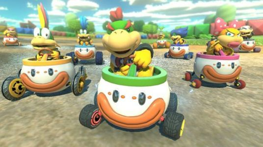 A Frighteningly Accurate Analysis Of Mario Kart's Politics