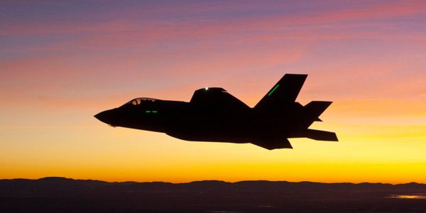 The 'F-35 changes the game,' and the US and its European allies are making big plans for it