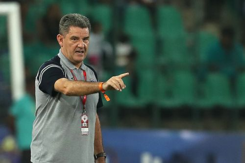 ISL Final: Chennaiyin FC's John Gregory - 'We have another name for the Super Cup'
