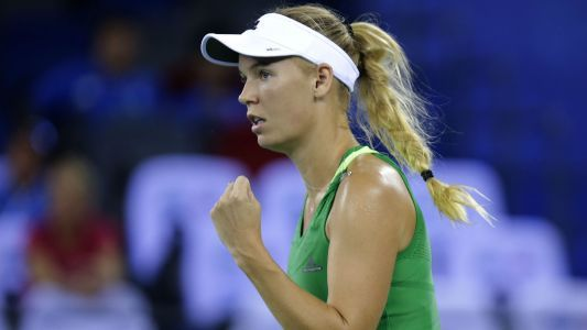 Tennis star Caroline Wozniacki claims fans threatened her, family members