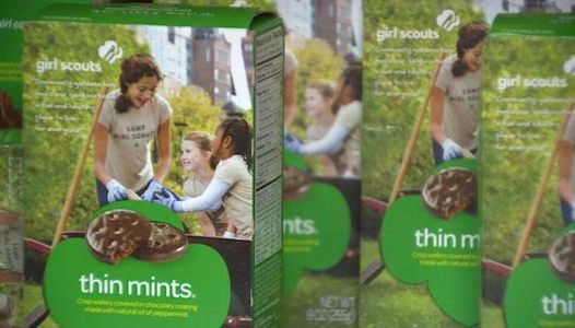 Cincinnati police warn of 'highly addictive substance': Girl Scout cookies