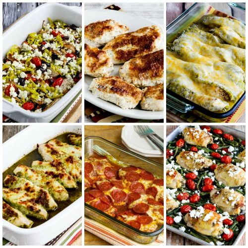 The BEST Low-Carb Baked Chicken Recipes from Kalyn's Kitchen