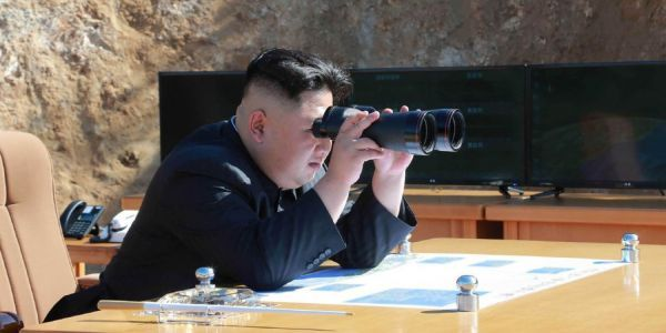 North Korea tells the US it is 'fully ready for both dialogue and war'
