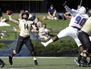 Vanderbilt escapes with 31-27 win over Tennessee State