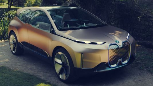 The BMW Vision iNext Concept Is a Whole Lot to Look At