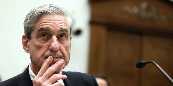 The House just voted to demand Robert Mueller's final report be made public, setting up a showdown with Trump's attorney general William Barr