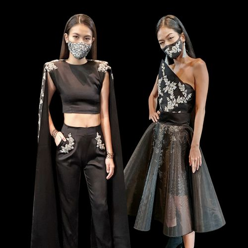 The Textile and Fashion Federation of Singapore Crown Carol Chen, Local Designer of The Year