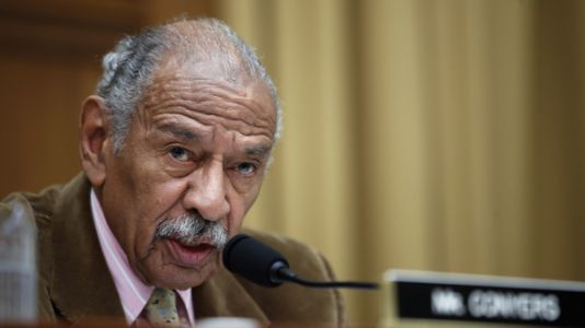 Rep. John Conyers Acknowledges Settlement, But Denies Sexual Harassment Claim