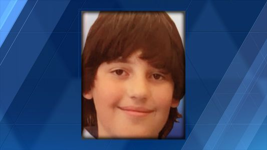 Police searching for missing 11-year-old boy