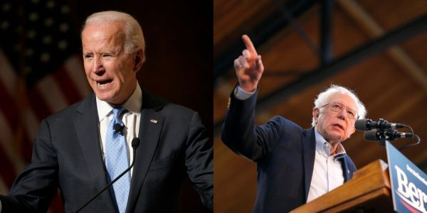 Joe Biden and Bernie Sanders more popular than Trump, according to head-to-head comparisons in Fox News poll
