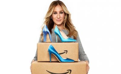 Sarah Jessica Parker shoes coming to Amazon UK