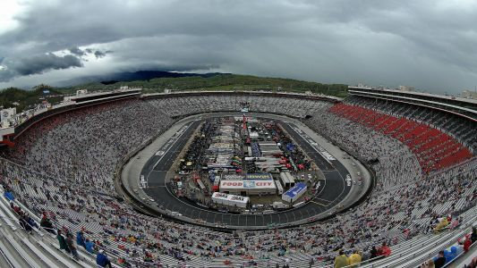 NASCAR moves up Saturday's night race at Bristol because of rainy forecast