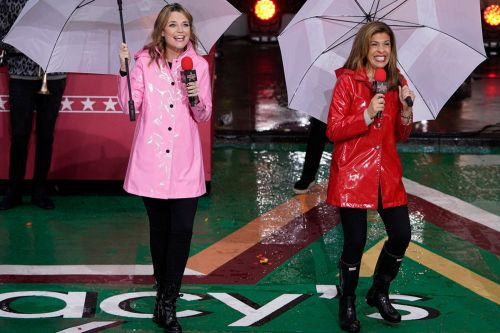 Hoda says she sent daughter 'secret signal' during Thanksgiving Day parade