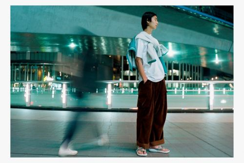 "Hi-Tec Japan Highlights Technical Footwear in ""Shibuya Crossover"" Editorial"