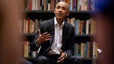 Barack Obama Shares His Annual Summer Reading List - And One Of The Authors Is So Honored
