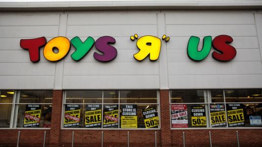 Game Over For Toys R Us: Chain Going Out Of Business