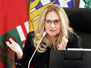 Supreme Court nominee Sheilah Martin takes questions, cracks jokes in hearing with parliamentarians