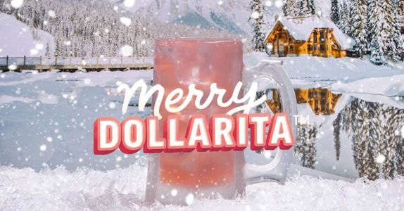 Applebee's is Spreading Holiday Cheer With its $1 Merry Dollarita