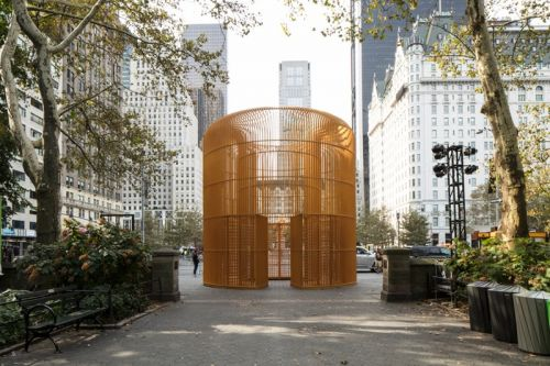 Ai Weiwei Disrupts New York City With Massive Art Installations