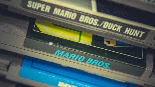 Somebody paid a record $114,000 for a rare Super Mario Bros. video game