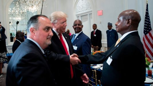 Trump Says His Pals Go To Africa To 'Get Rich.' Is That Offensive?