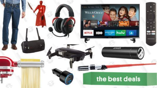 Monday's Best Deals: A Reader Fave Gaming Headset, DJI's Game-Changing Drone, Star Wars Toys, and More