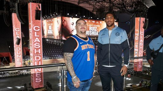 Why is Andy Ruiz Jr. vs. Anthony Joshua 2 in Saudi Arabia? Location, arena & more about rematch fight