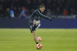 Madrid's Bale faces possible 12-match ban for celebration