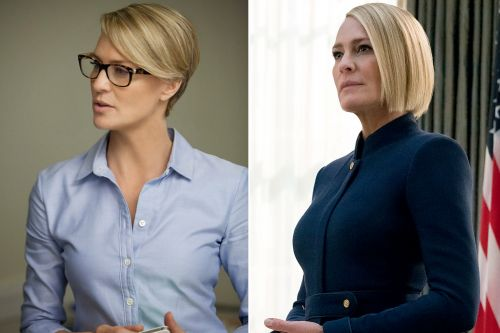 'House of Cards' costume designer on Claire Underwood's polished rise to power
