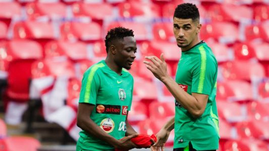 Nigeria's Leon Balogun '50-50' for World Cup opener vs. Croatia