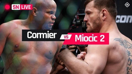 UFC 241 results: Stipe Miocic stops Daniel Cormier to reclaim heavyweight title; Nate Diaz successful in return