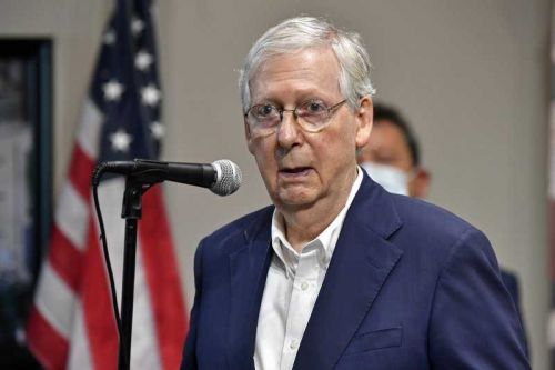 McConnell says he hasn't made final decision on President Trump impeachment vote