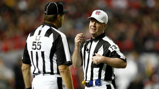 Super Bowl 53: Referee John Parry leads officiating crew