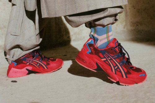 Vivienne Westwood Debuts Archive-Inspired ASICS Collaboration