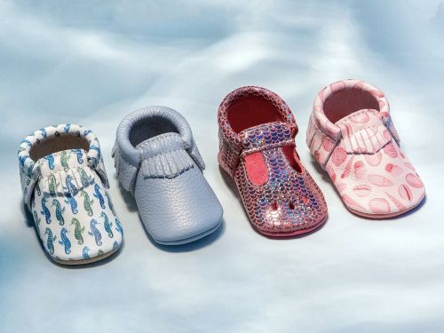 A mother of 2 made adorable baby shoes into a 'Shark Tank' hit - These are the ones you should buy