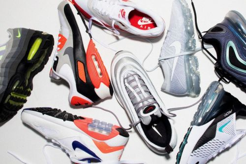 Flight Club Wants You to Win All of Nike's Air Max Models for Air Max Day