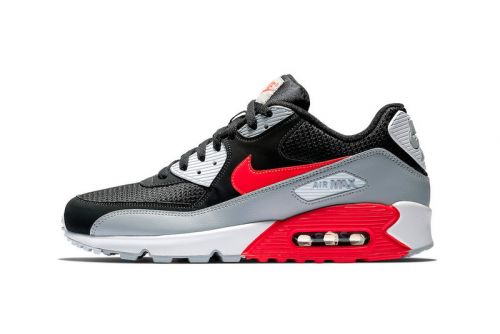 "Nike Flips the Colors on the Beloved Air Max 90 ""Infrared"""