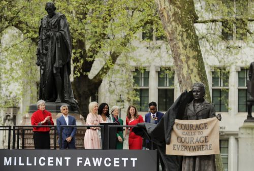 London's Parliament Square Just Unveiled Its First Statue of a Woman. What You Should Know About Honoree Millicent Fawcett