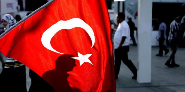Turkey's central bank promises 'all necessary measures' to save its financial system amid lira collapse