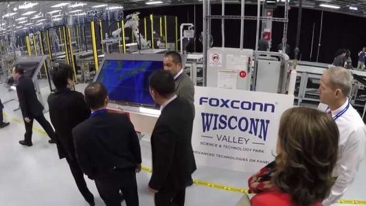 'UPFRONT' recap: State says Foxconn doesn't currently qualify for tax credits
