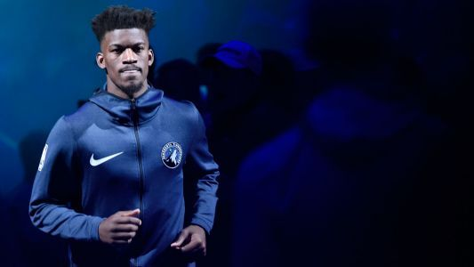 Jimmy Butler discusses his trade request, turmoil with Timberwolves