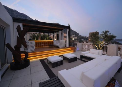 Sumptuous Monaco Penthouse with Rooftop Infinity Pool Blessed
