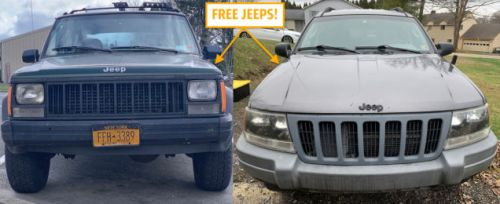 Help Me Decide If I Should Adopt These Free Jeeps