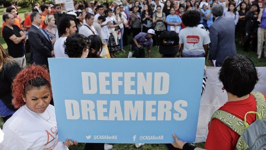 DACA fix fades as a priority for voters: Poll